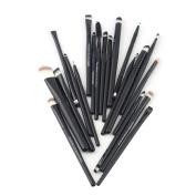 20 Pcs Makeup Brushes Set Powder Foundation Eyeshadow Eyeliner Lip Cosmetic Brushes Maquiagem Stock Clearance