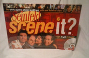 Toy / Game Awesome Mattel Scene It. Dvd Game - Seinfeld Edition With Clips, Trivia Questions, And Puzzlers