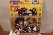 1998 Scott Stevens and Martin Brodeur NHL Starting Lineup Classic Doubles