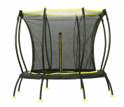 SkyBound Atmos Trampoline with Full Enclosure Net System, 2.4m