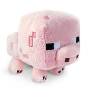 BEISTE 18cm Minecraft Animal Pig Plush Toy