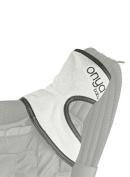 Onya Baby - Chewie Teething Pad - Slate Grey