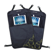 **INTRODUCTORY OFFER**| New ActiVue Touch | 2 x Heavy Duty Kick Mats With iPad | Tablet Holder | Car Seat Protector | Car Seat Cover