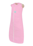 ergoPouch ERS342/5 ergoCocoon 2.5 TOG Swaddle and Sleep Bag, Pink, 0-3 Months