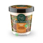 Organic Shop Body desserts Almond & Honey Nourishing Body Mousse 450ml