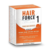 Hair Force One Complément Alimentaire Capillaire Anti-Chute