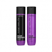 Matrix Total Results Colour Obsessed Shampoo And Conditioner