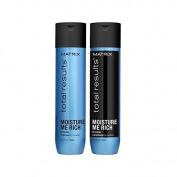Matrix Total Results Moisture Me Rich Shampoo And Conditioner