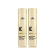 Label.M Brightening Blonde Shampoo And Conditioner (300ml) Duo