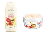 Naturals Grapefruit & Passion Fruit +Vitamin Complex 2-in-1 Shampoo and Conditioner and Treatmetn Mask