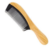 Anti-static Smooth Hair Comb Wooden Comb Wide Tooth Sandalwood Comb