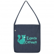 Twisted Envy Expecto Catronum Tote Bag