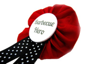 Svea Anne Order - BBQ Hero Red Black Held