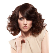 Longlove Women's Wig Medium Long Curls Wavy Hair Daily Party Cosplay Wig