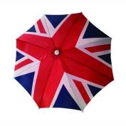 British Flag Union Jack Umbrella Hat