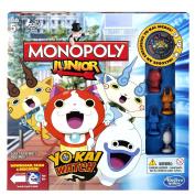 MONOPOLY B64941020 Junior Yo-kai Watch Edition Toy