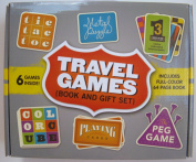 Travel Games Book and Gift Set