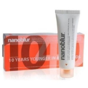 Nanoblur Look up to 10 Years Younger in 40 Seconds LARGE SIZE 30ml.
