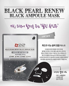 SNP Black Pearl Renew Ampoule Mask
