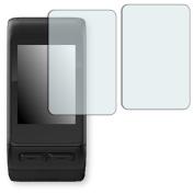 2x Golebo Crystal Clear screen protector for Garmin vivoactive HR -