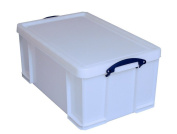 Really Useful Box 42 Litre Extra Strong White
