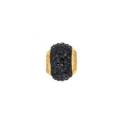 LOVELINKS GOLD-PLATED ON SILVER AND CRYSTAL LINK - 0383992-24