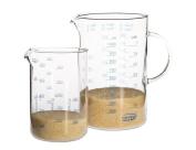 Trendglas Jena 9773 Measuring Cup Set 1 / 0.5 Litres