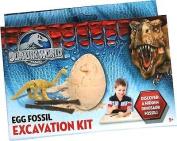 Jurassic World Dinosaur Egg Fossil Excavation Kit Toy 5+ Years