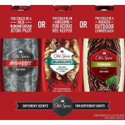 Old Spice Body Wash Variety Pack