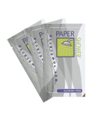 Paper Shower- Alcohol Free (NEW!) 12 Individual Body Wipe Packs (Wet Towelette Only) Per Order.