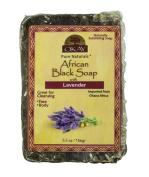 Okay African Black Soap, Lavender, 6150ml