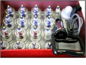 Cupping Therapy 2-in-1 Acupuncture Magnetic Therapy