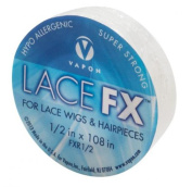 Have one to sell. Sell now VAPON LACE FX 1.3cm X 3 YARDS TAPE FOR WIG TOUPEE