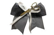 Se7en Deadly Envy Scissors Hair Bow