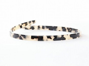 Ficcare French Acetate Skinny Headband Ivory Tokyo