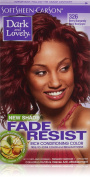 Dark and Lovely Fade Resist Hair Dye, Berry Burgundy