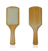 Natural Bamboo Hair Brush - Massage Hairbrush