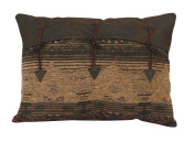 HiEnd Accents Sierra Lodge Accent Pillow with Toggles
