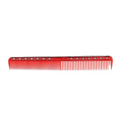 YS Park Cutting Comb #860cm Ruby Red from ProHairTools