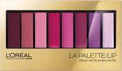 L'Oreal Paris Cosmetics Colour Riche Lip La Palette Lipstick, Plum, 5ml