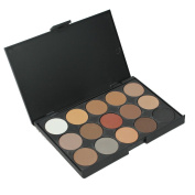 Evermarket Professional 15 Colours Women Cosmetic Makeup Neutral Nudes Warm Eyeshadow Palette