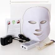 Top Beauty LED Photon Therapy 7 Colour Light Therapy Skin Rejuvenation Whitening Facial Beauty Daily Skin Care Mask