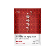 YEJIMIIN* with Jeju Camellia De-Ageing Mask 25ml x 5pcs