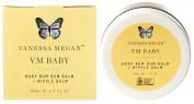 Vanessa Megan Baby Bum Bum Balm / Nipple Balm 50ml Australian-certified Organic 100% Natural