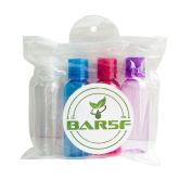 Bar5F Empty Bottle Travel Set, 100ml