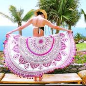 FUA Women Kimono Tunic Beach Cover Up Bikini Swimwear Bathing Suit