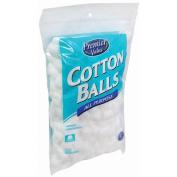Premier Value Cotton Balls 100% - 300ct
