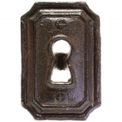 Bottle Cap Inc Antique Bronze Knobs-Lock
