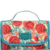Jacki Design Miss Cherie Organiser Roll Up Cosmetic Bag