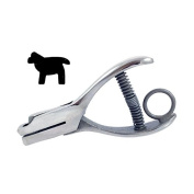 Dog Shape Hole Punch - 0.5cm